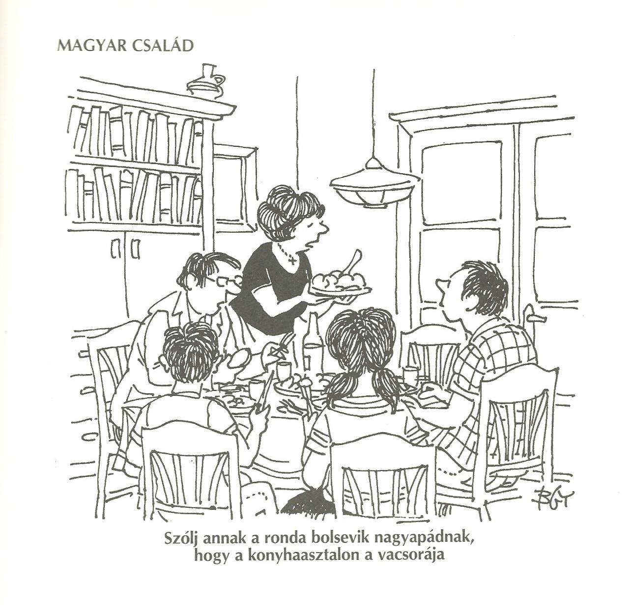 magyar-csalad